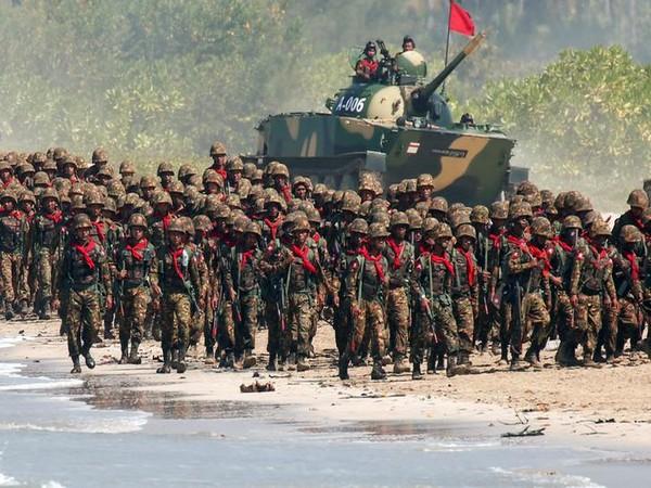 Kachin Independence Army   The Woke Journal