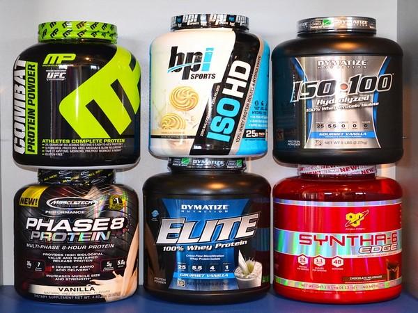 Протеин помогает похудеть
