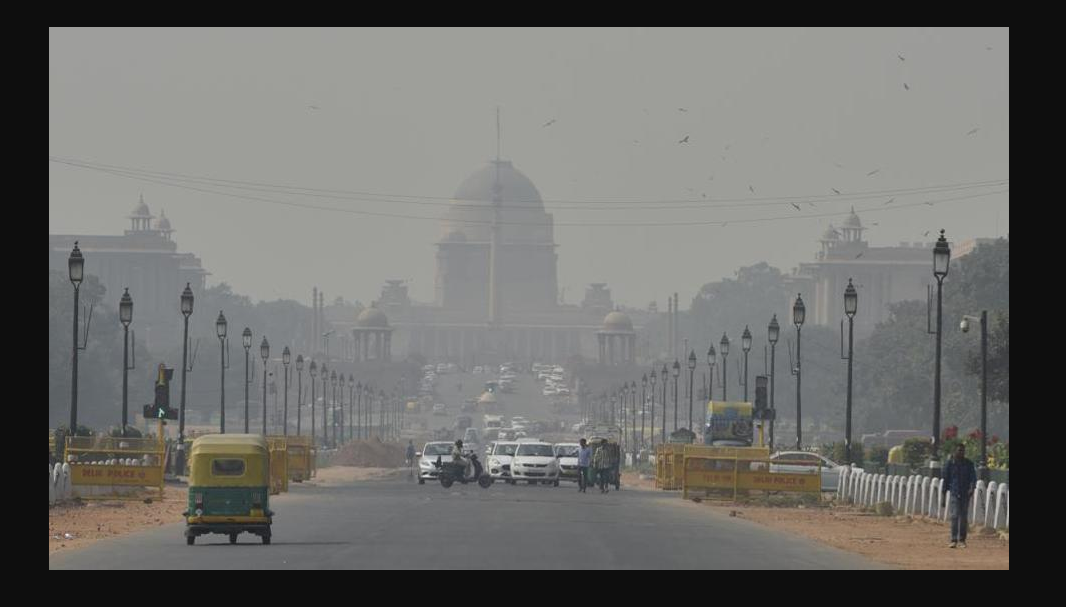 Air pollution can cause mental health issues in children
